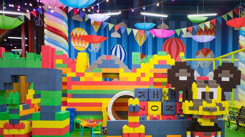 Игровая площадка Carnaval