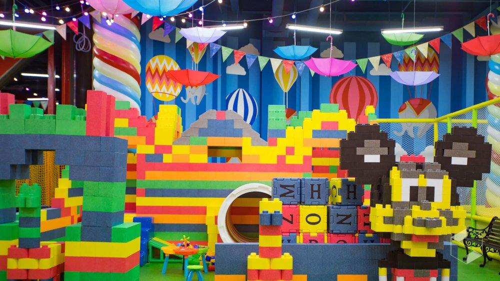 carnaval playground